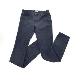 Acne Studios Black Flex Up Skinny Slim Jeans